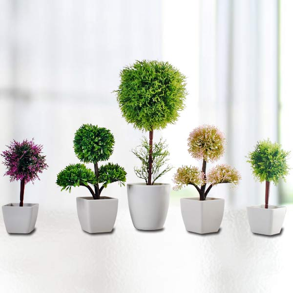 artificial flowers : sf fake mini plant mp007